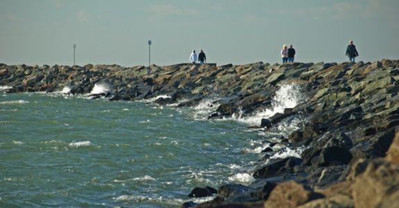 Ein Tag am Meer
